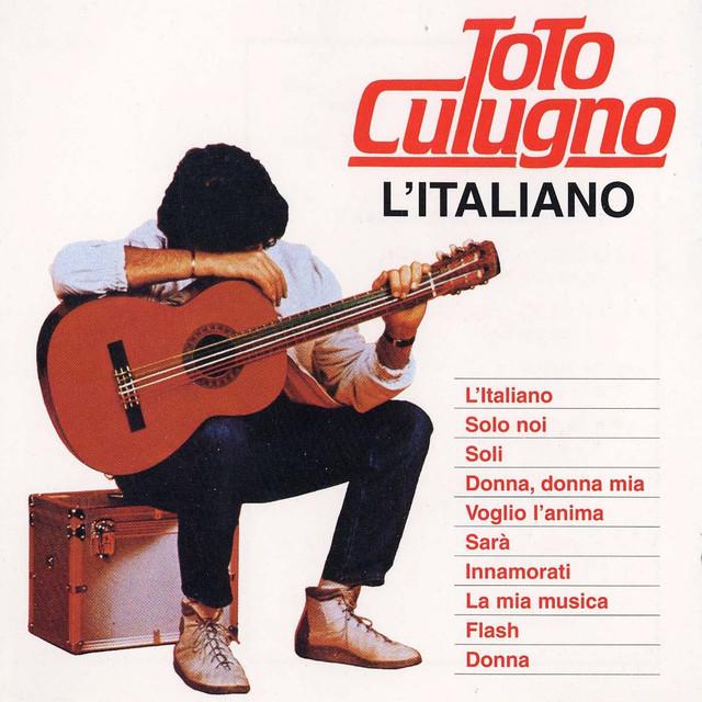 آهنگ L'italiano با صدای Toto Cutugno